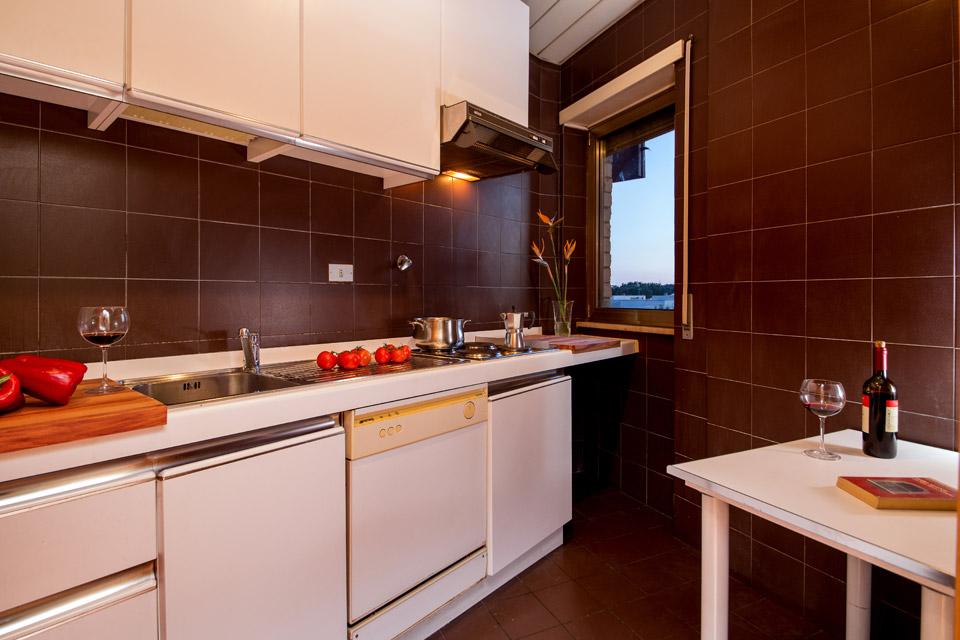 Residence parco salario prenotazione appartamenti in for Appartamenti arredati in affitto roma