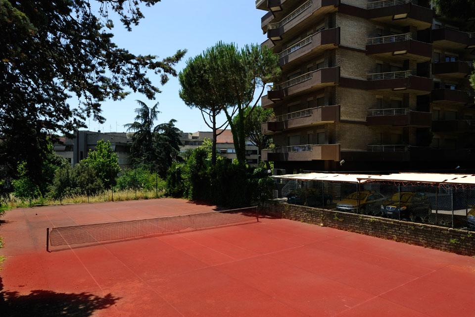 Residence parco salario prenotazione appartamenti in for Appartamenti in affitto roma